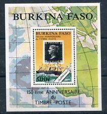 Burkina Faso 1990 BF37 esposizione filatelica di Londra MHN