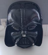 Darth Vader Backpack 3D Mask Adjustable 43cm tall _USED_