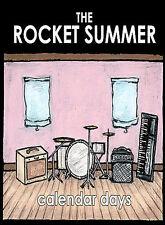 The Rocket Summer - Calendar Days (CD & DVD, 2004)