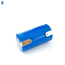 1 x SubC Sub C Size SC 4800mAh NiMH 1.2V Rechargeable Battery Cell with tab Blue