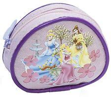 Neuf disney princesse aurore, cendrillon et la bête belle violet filles porte-monnaie