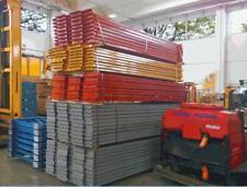 3 x 11,3 m Palettenregal 4,5 m hoch, Schwerlastregal, 15 Rahmen, 72 Traversen 3t
