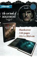 SOLOMON KANE: THE ART BOOK OF SOLOMON - A KICKSTARTER EXCLUSIVE NEW/SHIP$0/INT'L