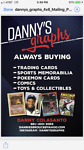 DANNY'S TRADING CARDS