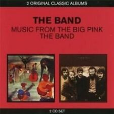 The Band - Music From Big Pink / The Band (NEW 2CD)