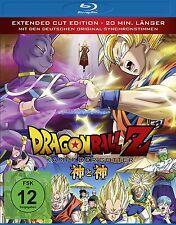 Dragonball Z: Kampf der Götter - Extended Cut Edition - Blu Ray