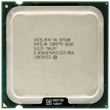 Intel Core 2 Duo Q9500 / 2.83GHz / 6MB / 1333MHz (SLGZ4) 775 Desktop Processor