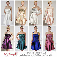 Abendkleid Cocktailkleid Ballkleid viele Farben Größen zur Auswahl lafairy Mode