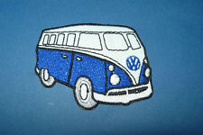 `VW CAMPER VAN` SEW OR IRON ON PATCH
