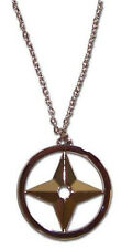 *NEW* Naruto: Throwing Star Shuriken Necklace by GE Entertainment