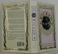 GREGORY MAGUIRE Wicked FIRST EDITION