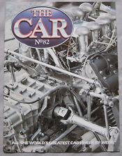 THE CAR magazine Issue 82 featuring Lancia Aurelia, Lotus  49