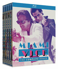 Miami Vice The Complete Series 20-Disc Blu-ray Box Set with the Lost Episodes