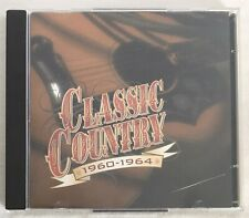 Classic Country: 1960-1964 by Various Artists (CD, 1999, Time/Life Music) 2 CD