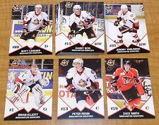 2008-09 Binghamton Senators AHL Team Set - Low Production Team Issued Set