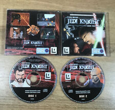 Star Wars Jedi Knight Dark Forces II - Jewel Case PC CD-Rom Game 2 CD Freeukpost
