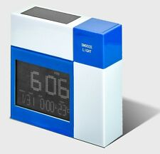 Powerplus Racoon Solar Powered Sound Activated LCD Alarm Clock