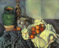 A3 -PAUL CEZANNE STILL LIFE WITH - FAMOUS PAINTERS CLASSIC PAINTINGS Posters #4