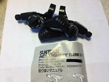NOS Suntour Accushift 6 spd thumb shifters atb fricton SL-4050 CH