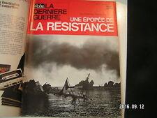 ** La dernière Guerre Rémy Epopée de la résistance n°26 11 novembre 1942