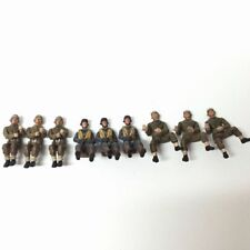 9Pcs 21st Century Toys The Ultimate Soldier 1:32 WWII German Solid figure doll