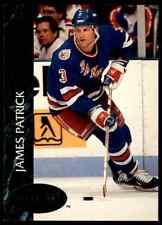 1992-93 Parkhurst Emerald Ice  James Patrick #113