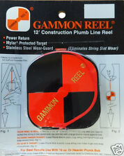 12 Foot HiViz Gammon Reel #012B
