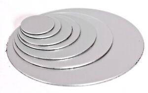 STAINLESS STEEL Blank Round DISCS 304 Grade Sheet Metal Precision Laser Cut
