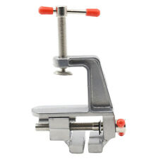 Aluminum Miniature Small Hobby Clamp On Table Multi-functional Mini Tool K3O5