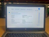 "HP EliteBook 840 G4 14"" i5-7300U 2.6Ghz 8GB RAM 256GB SSD  Wrty 03/28/21 READ"