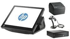 TouchScreen Hp All In 1 Rp7 Retail System 7800 Bundle W/ PointOs Software