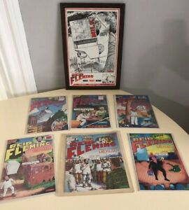 ULTIMATE REID FLEMING COMIC BOOK COLLECTION FIRAT PRINTING 1980 TOUGH MILKMAN