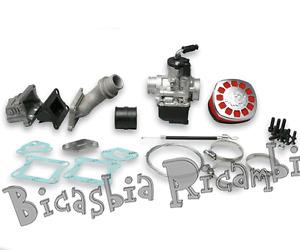 5804 - Installation Alimentation Carburateur malossi Phbl 25 B Vespa 50 Special