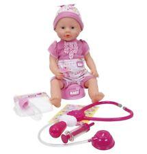 Lalka New Born Baby z akcesoriami Doktora