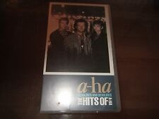 A-ha: headlines and deadlines the Hits of a-ha-VHS VIDEOCASSETTA