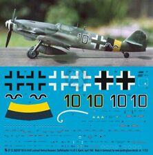 Peddinghaus 1/32 Bf 109 G-14/AS Markings 14./JG 5 Helmut Neumann Kjevik 3629