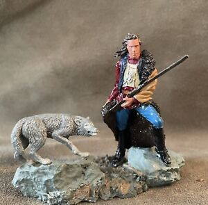 Dances With Wolves, 54mm metal
