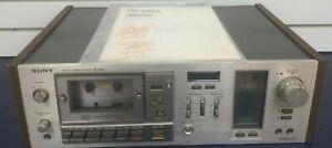 Sony TC-K60 Cassette Tape Deck