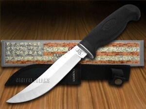 """Case xx Fixed Blade 5"""" Skinner Hunter Knife Lightweight Black 00588"""