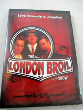 The London Broil Show Live Comedy & Juggling DVD 2010
