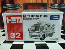 TOMICA #32 MLIT LIGHTING VEHICLE NEW IN BOX