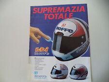 advertising Pubblicità 1991 CASCO HELMET BIEFFE KEIBI 8