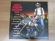Harley Davidson And The Marlboro Man OST LP 1992