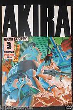 Japan Katsuhiro Otomo manga: Akira 3