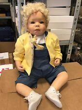 Regina Swialkowski Resin Doll 63 Cm. Pot Condition