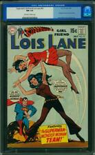 Superman's Girlfriend Lois Lane #93 CGC 9.4 -- 1969 -- Wonder Woman #0118578003