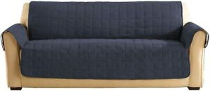 sure fit Ultimate Waterproof Sofa Furniture Cover Storm Blue