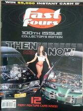 fast fours july 2001 100th collectors edition 510 sss gtir evo wrx