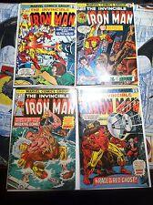 Invincible Iron Man #77 #82 #83 #84 Marvel Comics NICE LOT L@@K
