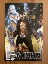 Wolverine #4 Rare Djurdjevic Variant Cover HTF!